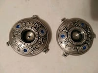 Silver plated candlestick holders from Israel Wichita, 67208