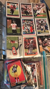 400+ football cards; collection West Monroe, 71291