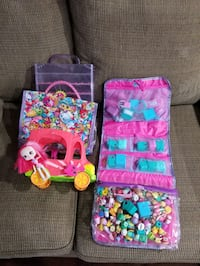 Over 250+ pieces of Shopkins!! Burnaby, V5J 3Y3