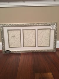 10x20 wall frame; holds (3) 5x7 photos Fairfax Station, 22039