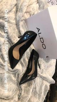 Brand new black Aldo pumps ! All sizes available !  Montréal, H1N