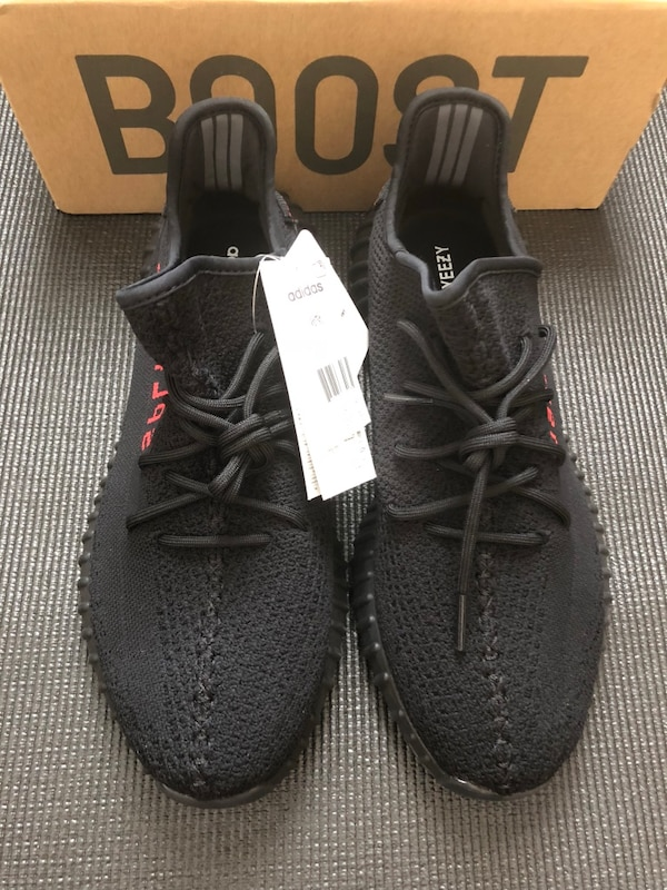 b9409f496212 Used Yeezy Boost 350 V2 Bred Size US 13 Men Brand New for sale in Las Vegas  - letgo