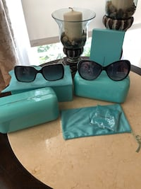 Two Pairs Of Tiffany Sunglasses Gainesville, 20155