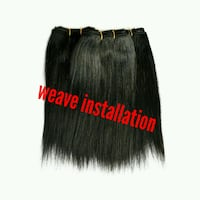 Weave installation Maple Ridge