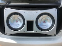 Kenwood subwoofer and 1000w amp Ajax, L1T 4A7