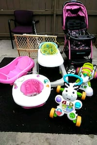 Toddler equipment Long Beach, 90810