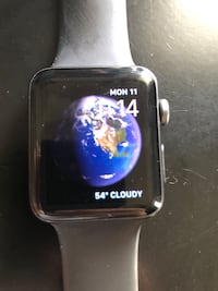 Apple watch series 3, 42mm, GPS, cell