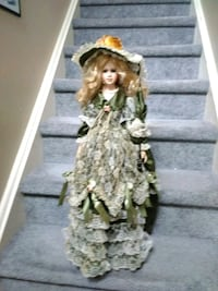 Danea  porcelain doll collection