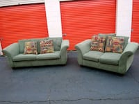 Sleeper sofa and love seat 526 mi