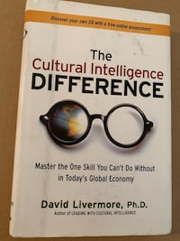 The Cultural Intelligence Difference text book  Paramount, 90723