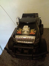 Vintage Rechargeable Super Dually Truck