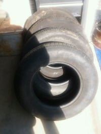 4 tires they will pass inspection  $50 obo
