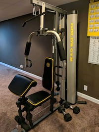black and gray exercise equipment Clarksville
