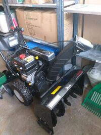 Craftsman snowblower  Brampton, L6R 2G9