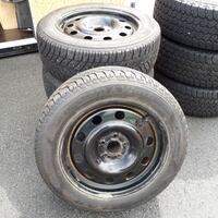 Ford Escape Winter Tires Goodyear 235/55R17