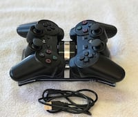 2 PS3 Wireless Controllers! Brand New with charging dock and charging cable for controllers! 50$ Brampton, L6Y 4G6
