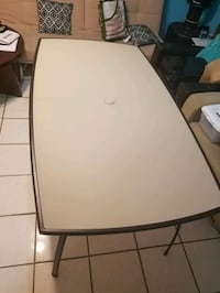 New, never used outdoor patio table Homestead, 33033