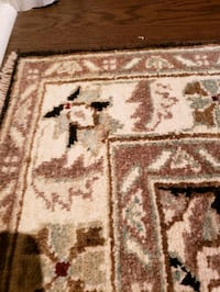 hand made rug from Pakistan Pickering, L1V 6J4