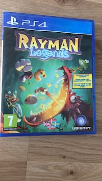 Sony PS4 Rayman Legends spill tilfelle Avaldsnes, 4262