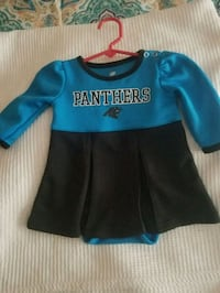 3 to 6 month Panthers outfit Morganton, 28655