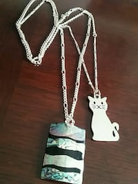 2 pendants   ...can be warned ider both or one by  Oshawa, L1K 0B9