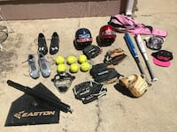 Softball Gear San Diego