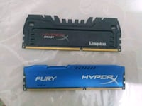 Kingston ddr3 Ram 2x8