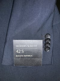 Banana Republic Slim Fit Suit Jacket Sports Coat Blazer BRAND NEW  Washington, 20001
