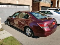 2008 Honda Accord Milton