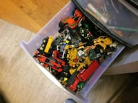 Drawer full of cars and trucks. Mississauga, L4Y 1C8