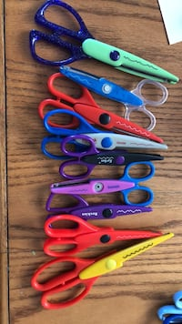 Craft scissors Edmonton, T5L