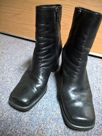 Genuine Leather Boots, attractive