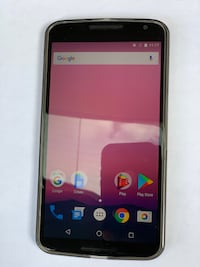 Great condition Motorola Nexus 6, 64GB, White, Unlocked, Freedom Mobile compatible Toronto