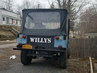 1950 Willy's Jeep