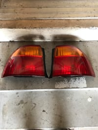 2000 Honda Civic tail light OEM.