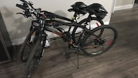 2 mountain bikes Burnaby, V3J 1M8