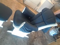 black and white glider chair The Woodlands, 77381