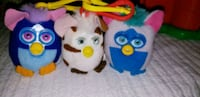 3 Vintage Furby Backpack Clips - Collectible  Barrie, L4N 9T3