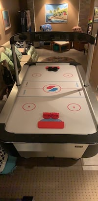 Air Hockey (Scoreboard wiring needs to be fixed)  Vaughan