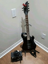 First Act Electric Guitar & First Act Amp Vaughan, L6A 2K4