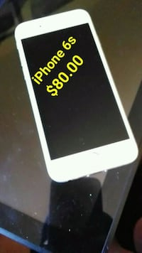 white iPhone 5 with box Evansville, 47714