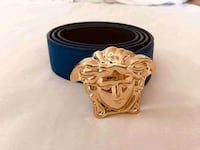 Versace belt fits all sizes  Mississauga, L4Y 2B8