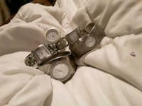 Small Lot of 5 Vintage Women's Watches