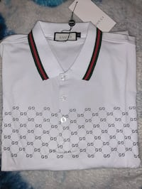 new men's Gucci Polo T-shirt size medium Calgary, T2A