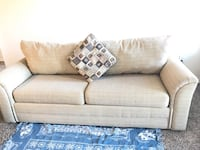 Couch with queen size bed in it. Longview, 75605