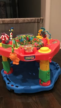 exersaucer-red and yellow Vaughan, L4L