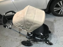 Bugaboo Chameleon with Universal Footmuff and other accessories