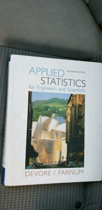 Applied Statistics Textbook Ajax, L1S 3N7