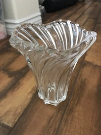 Nice thick glass vase  San Marcos, 92078