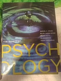 The World of Psychology book